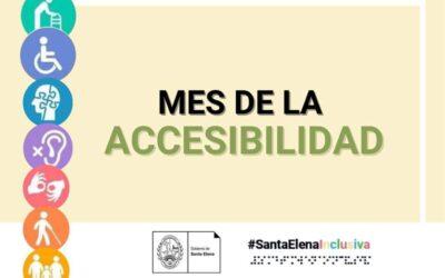 Mes de la Accesibilidad