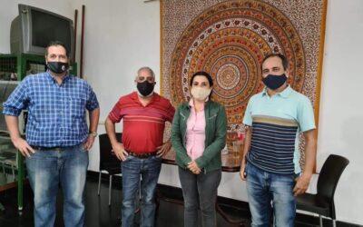 «Manos Santaelenenses» Invitada a participar de la feria gastronómica de ICAB.