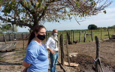 Secretario de gobierno y hacienda, junto a la Directora de turismo, recorrieron una nueva orñferta turística de Santa Elena.