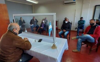 Coordinan la implementación del programa #MuniEnTuBarrio.