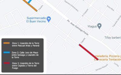El municipio inicia la obra de integración socio urbana de cuatro barrios de Santa Elena.